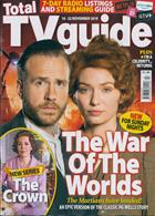Total Tv Guide England Magazine Issue NO 47