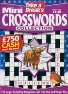 Tab Mini Crossword Coll Magazine Issue NO 109