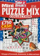 Tab Mini Puzzle Mix Coll Magazine Issue NO 109