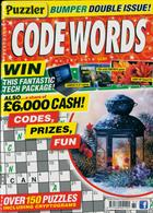 Puzzler Codewords Magazine Issue NO 281