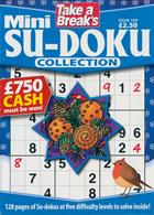 Tab Mini Sudoku Collection Magazine Issue NO 109