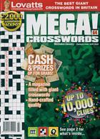 Lovatts Mega Crosswords Magazine Issue NO 64