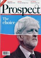 Prospect Magazine Issue DEC 19