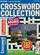 Lucky Seven Crossword Coll Magazine Issue NO 245
