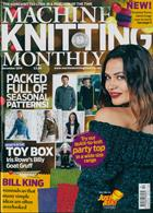 Machine Knitting  Magazine Issue DEC 19