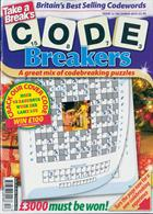 Take A Break Codebreakers Magazine Issue NO 12