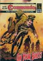 Commando Action Adventure Magazine Issue NO 5281