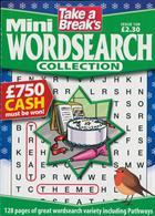 Tab Mini Wordsearch Coll Magazine Issue NO 109