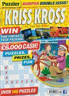 Puzzler Kriss Kross Magazine Issue NO 228