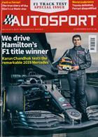 Autosport Magazine Issue 14/11/2019