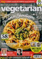 Vegetarian Living Magazine Issue DEC 19