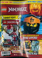 Lego Ninjago Magazine Issue NO 56