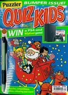 Puzzler Quiz Kids Magazine Issue NO 139
