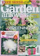 Garden Answers Magazine Issue DEC 19