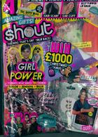 Shout Magazine Issue NO 599