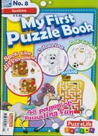 Puzzlelife Junior Silver Magazine Issue 1ST PUZ B8