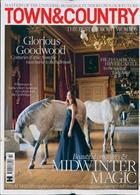 Town And Country Magazine Issue WINTER
