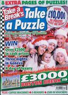 Take A Break Take A Puzzle Magazine Issue NO 12