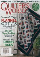 Quilters World Magazine Issue WINTER