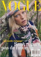 Vogue French Magazine Issue NO 1002