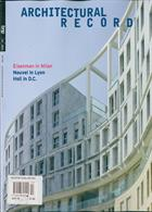 Architectural Record Magazine Issue OCT 19