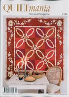Quiltmania Magazine Issue NO 134