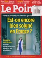 Le Point Magazine Issue NO 2465