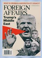 Foreign Affairs Magazine Issue NOV-DEC