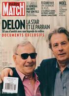 Paris Match Magazine Issue NO 3681