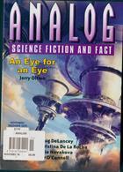 Analog Sci Fi & Fact Magazine Issue NOV-DEC