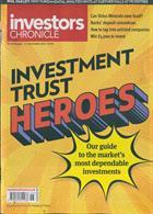 Investors Chronicle Magazine Issue 15/11/2019