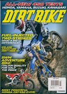 Dirt Bike Mthly Magazine Issue NOV 19