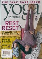 Yoga Journal Magazine Issue NOV-DEC