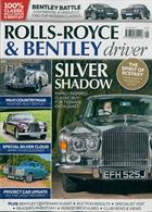 Rolls Royce Bentley Dri Magazine Issue JAN-FEB