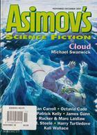 Asimov Sci Fi Magazine Issue NOV-DEC