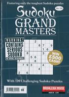 Sudoku Grandmaster Magazine Issue NO 176