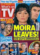 Whats On Tv England Magazine Issue 11/01/2020