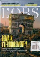 L Obs Magazine Issue NO 2873