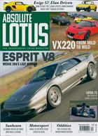 Absolute Lotus Magazine Issue NO 12