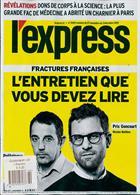 L Express Magazine Issue NO 3569