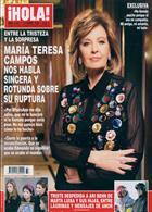 Hola Magazine Issue NO 3937