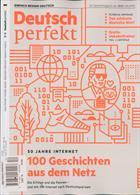 Deutsch Perfekt Magazine Issue DEC 19
