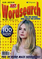 Just Wordsearch Magazine Issue NO 323