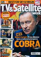 Tv & Satellite Week  Magazine Issue 11/01/2020