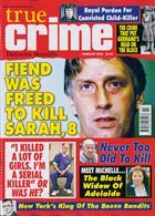 True Crime Magazine Issue FEB 20