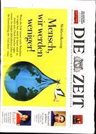 Die Zeit Magazine Issue NO 47