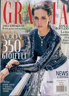 Grazia Italian Wkly Magazine Issue NO 49