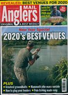 Anglers Mail Magazine Issue 31/12/2019