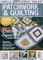 British Patchwork & Quilting Magazine Issue FEB 20