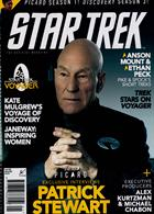 Star Trek Magazine Issue NO 201